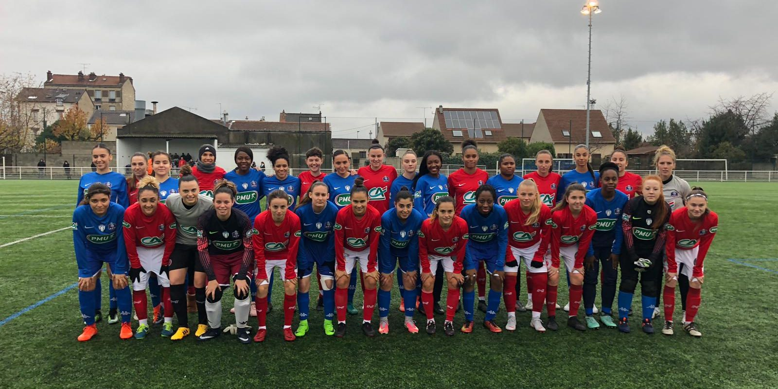 Elimination Des Seniors Feminines Regional 1 En Coupe De France